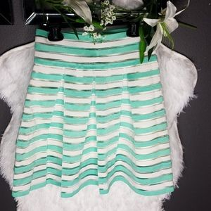 A'GACI Skirts - Stripe Skirt